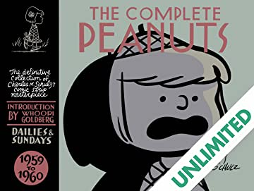 The Complete Peanuts Vol. 5: 1959-1960