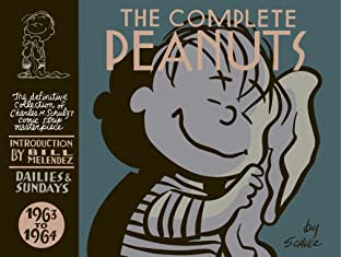 The Complete Peanuts Vol. 7: 1963-1964