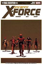 Uncanny X-Force (2010-2012) #31