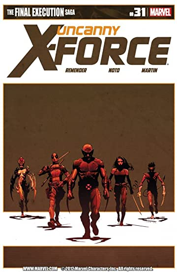 Uncanny X-Force (2010-2012) #31