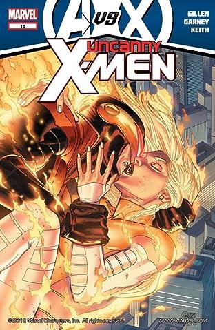 Uncanny X-Men (2011-2012) #18