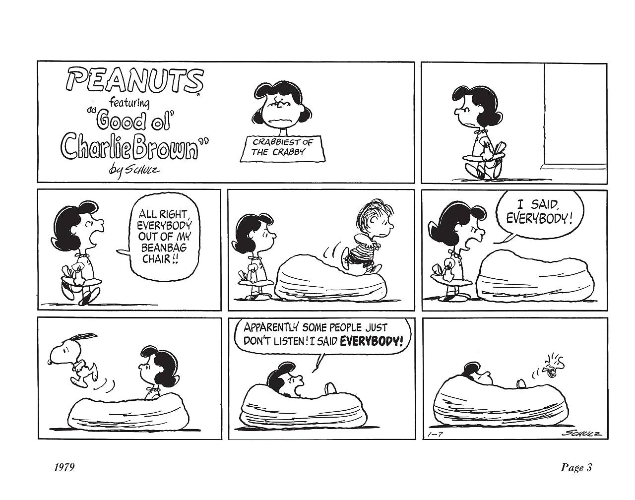 The Complete Peanuts Vol. 15: 1979-1980