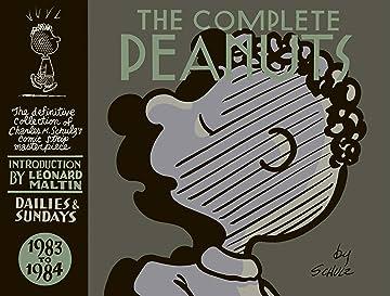 The Complete Peanuts Vol. 17: 1983-1984