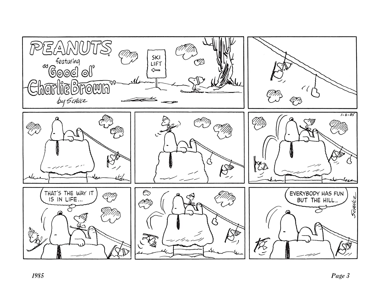 The Complete Peanuts Vol. 18: 1985-1986