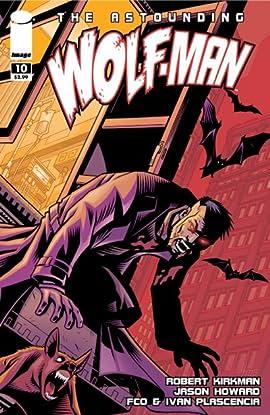 The Astounding Wolf-Man #10