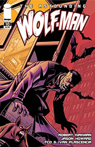 The Astounding Wolf-Man #10