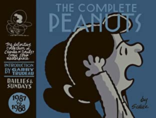 The Complete Peanuts Vol. 19: 1987-1988