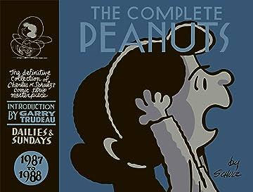The Complete Peanuts Vol. 19: 1987-1988