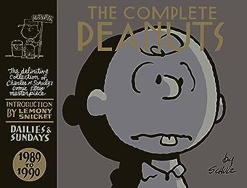 The Complete Peanuts Vol. 20: 1989-1990
