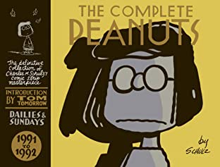 The Complete Peanuts Vol. 21: 1991-1992