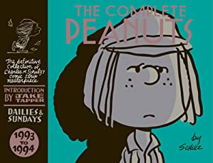 The Complete Peanuts Vol. 22: 1993-1994