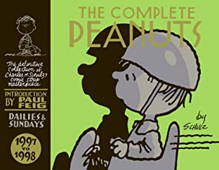 The Complete Peanuts Vol. 24: 1997-1998