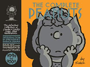 The Complete Peanuts Vol. 25: 1999-2000