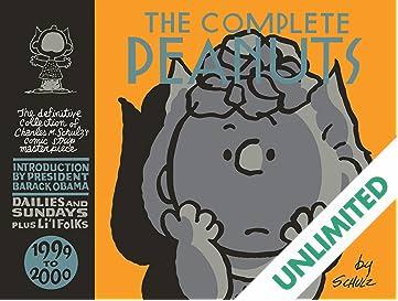 The Complete Peanuts Vol. 25: 1999-2000