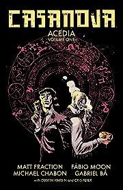 Casanova: Acedia Vol. 1