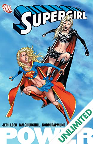 Supergirl (2005-2011) Vol. 1: Power