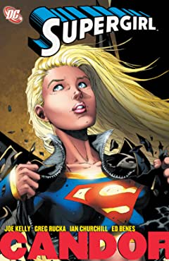 Supergirl (2005-2011) Vol. 2: Candor