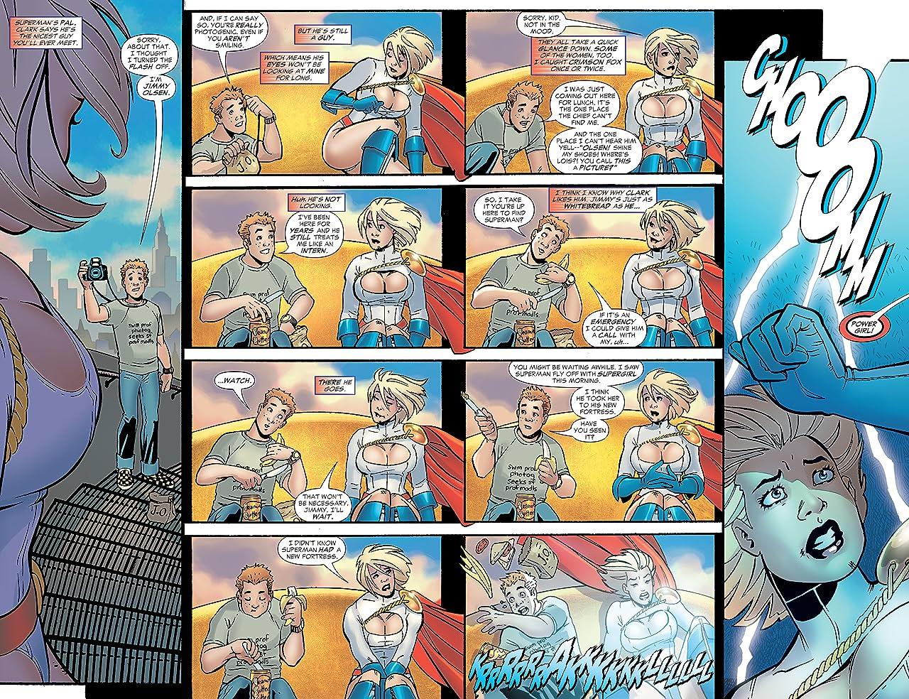 Supergirl (2005-2011) Vol. 2: Candor