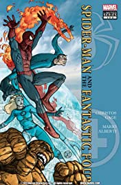 Spider-Man/Fantastic Four #1 (of 4)