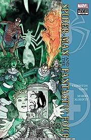 Spider-Man/Fantastic Four #2 (of 4)