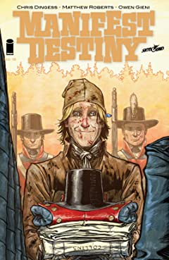 Manifest Destiny #18
