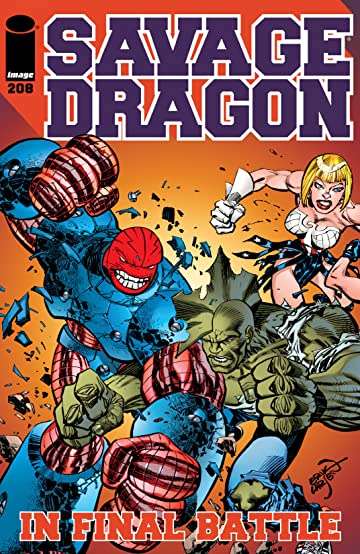 Savage Dragon #208