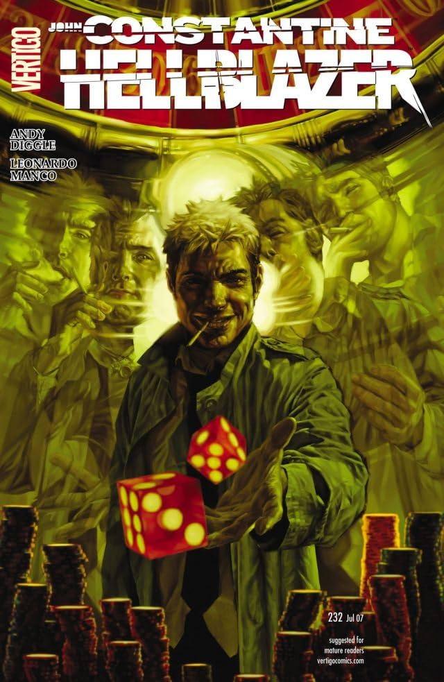 Hellblazer #232