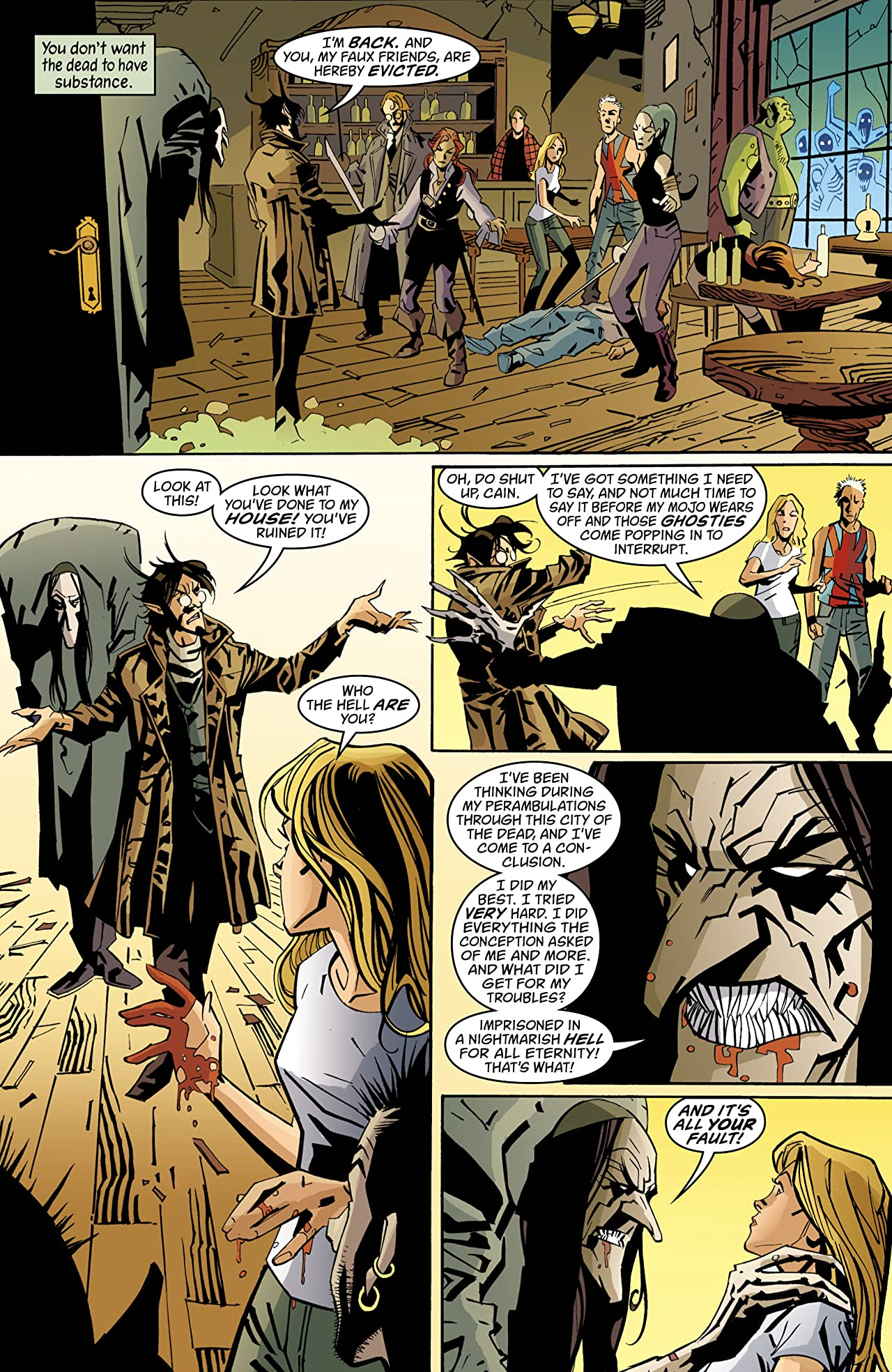 House of Mystery (2008-2011) #20