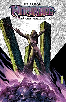 Art of Witchblade: 20th Anniversary