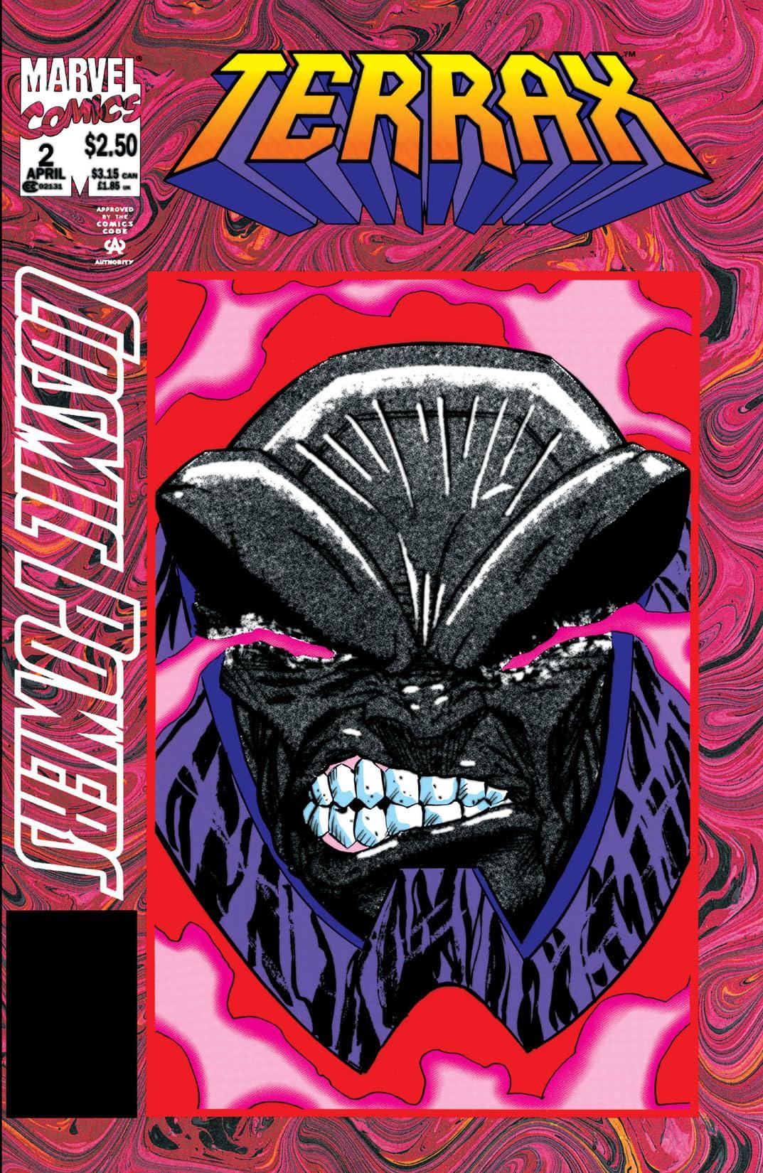 Cosmic Powers (1994) #2