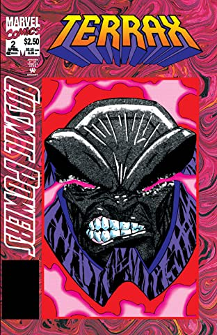 Cosmic Powers (1994) #2