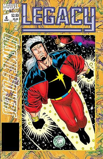 Cosmic Powers (1994) #4