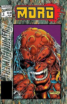 Cosmic Powers (1994) #5
