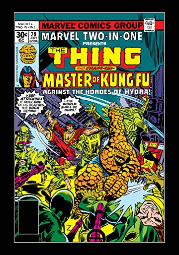 Marvel Two-In-One (1974-1983) #29