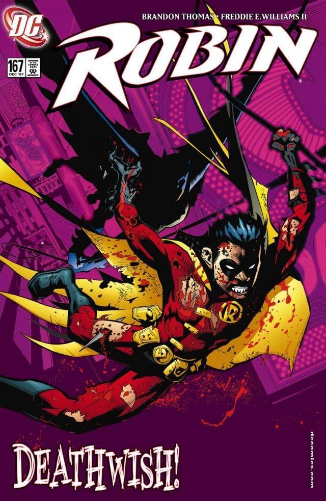 Robin (1993-2009) #167