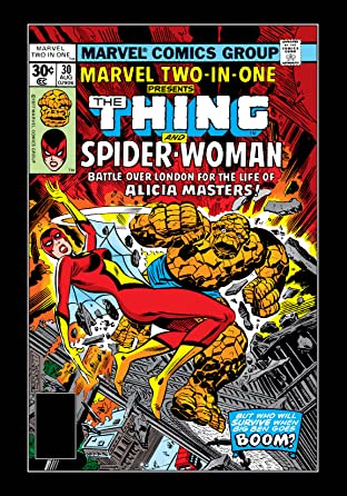 Marvel Two-In-One (1974-1983) #30