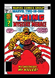 Marvel Two-In-One (1974-1983) #31