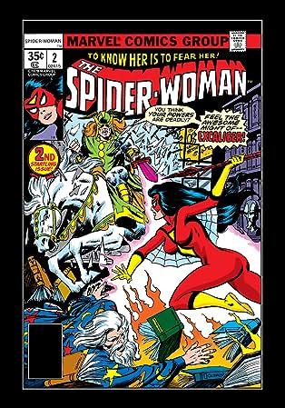 Spider-Woman (1978-1983) #2