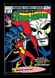 Spider-Woman (1978-1983) #3