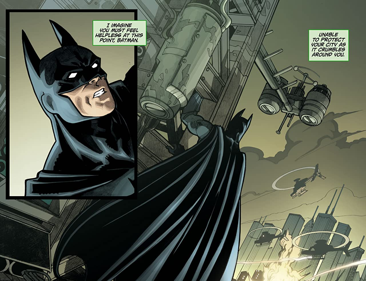 Batman: Arkham Unhinged #42