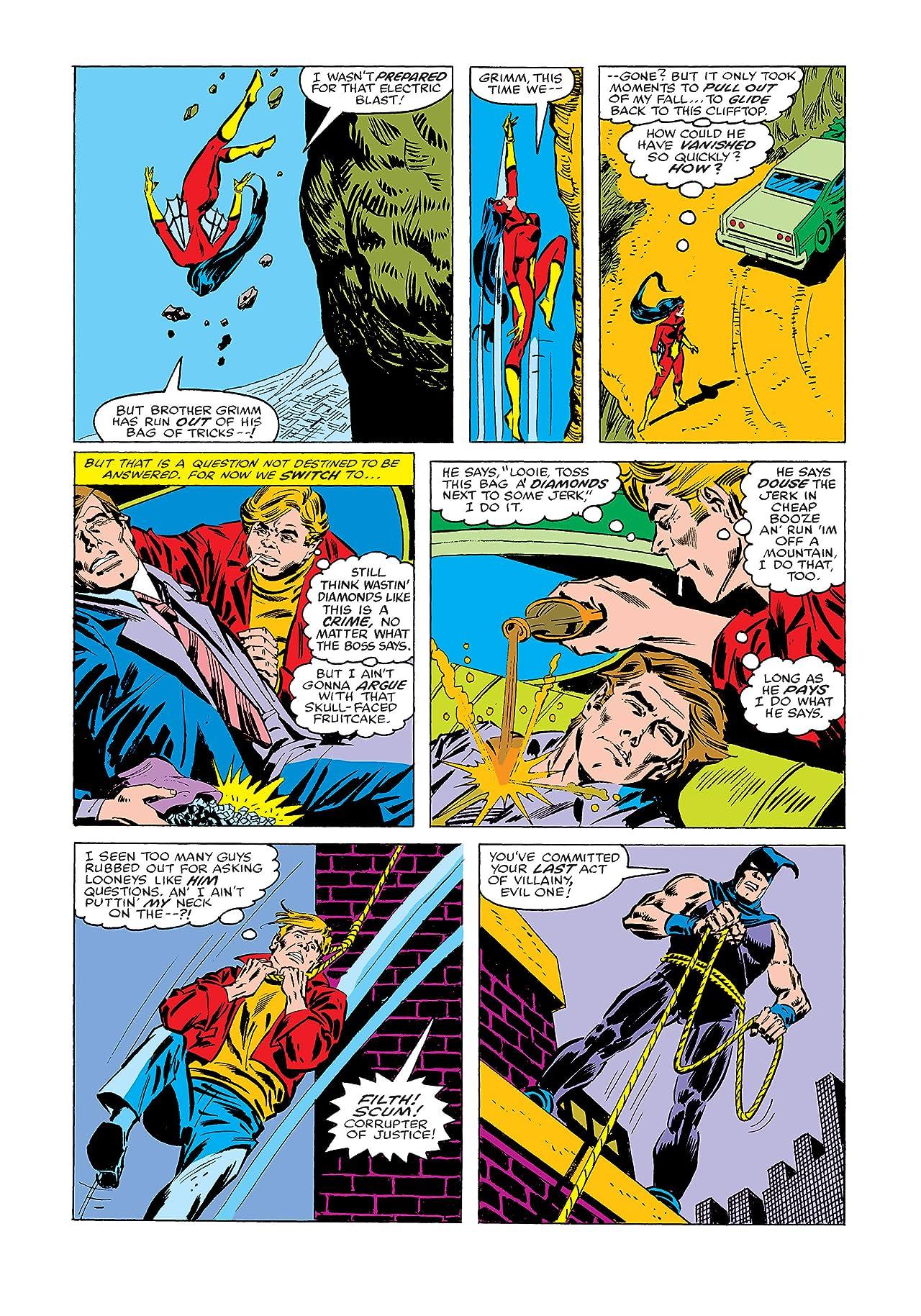 Spider-Woman (1978-1983) #4