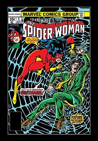 Spider-Woman (1978-1983) #5