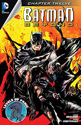 Batman Beyond (2012-2013) #11