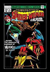 Spider-Woman (1978-1983) #6