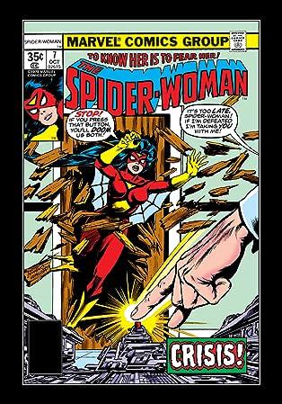 Spider-Woman (1978-1983) #7