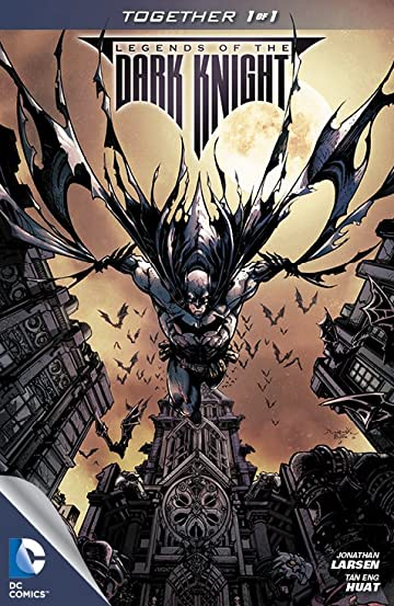 Legends of the Dark Knight (2012-) #15