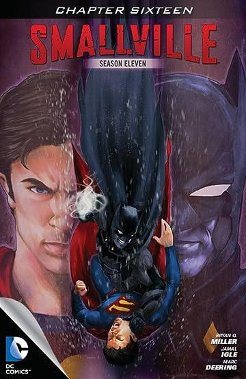 Smallville: Season 11 #16