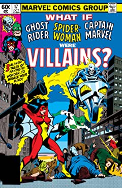 What If? (1977-1984) #17