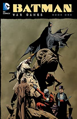 Batman: War Games: Book One