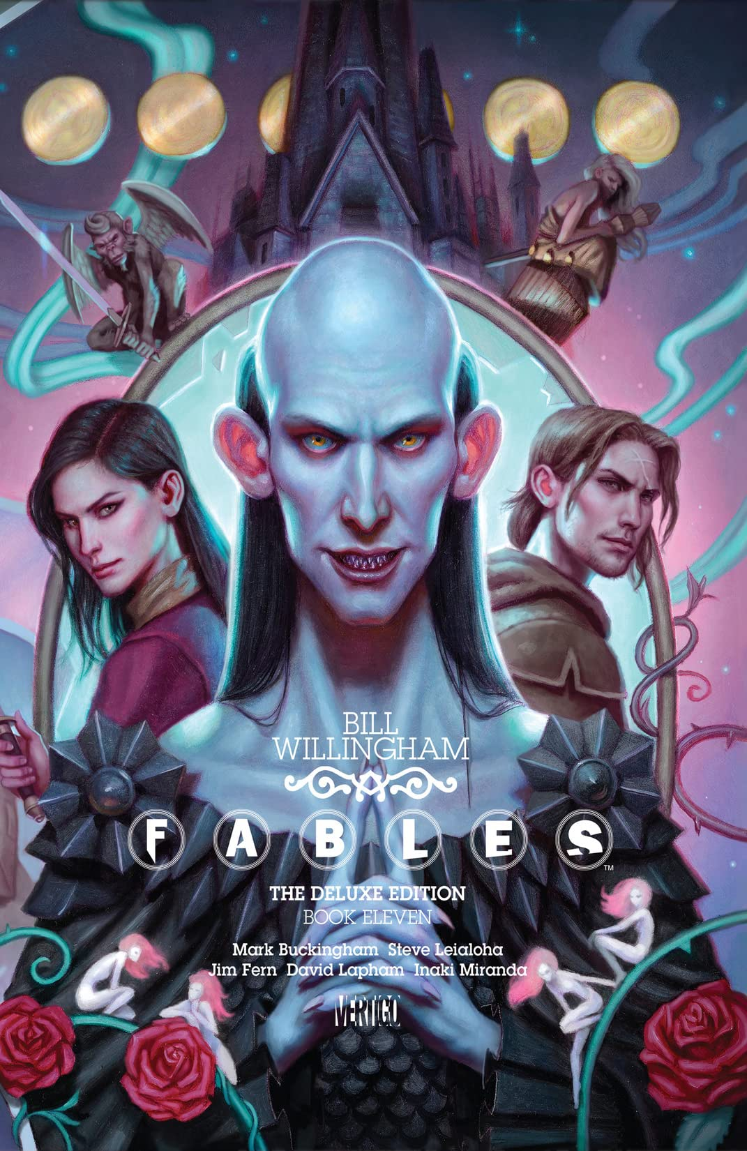 Fables: The Deluxe Edition: Book Eleven